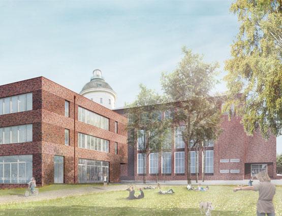 633_AGA-Luisen-Gymnasium-Hamburg -Aussen