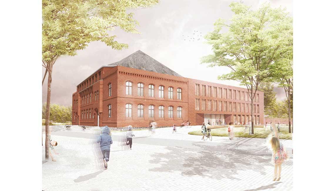 Grundschulzentrum Boizenburg ahrens grabenhorst Projekte