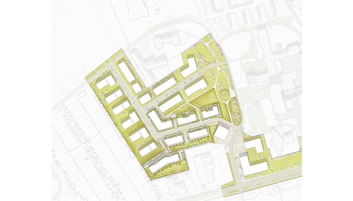Vitalquartier Hannover ahrens grabenhorst