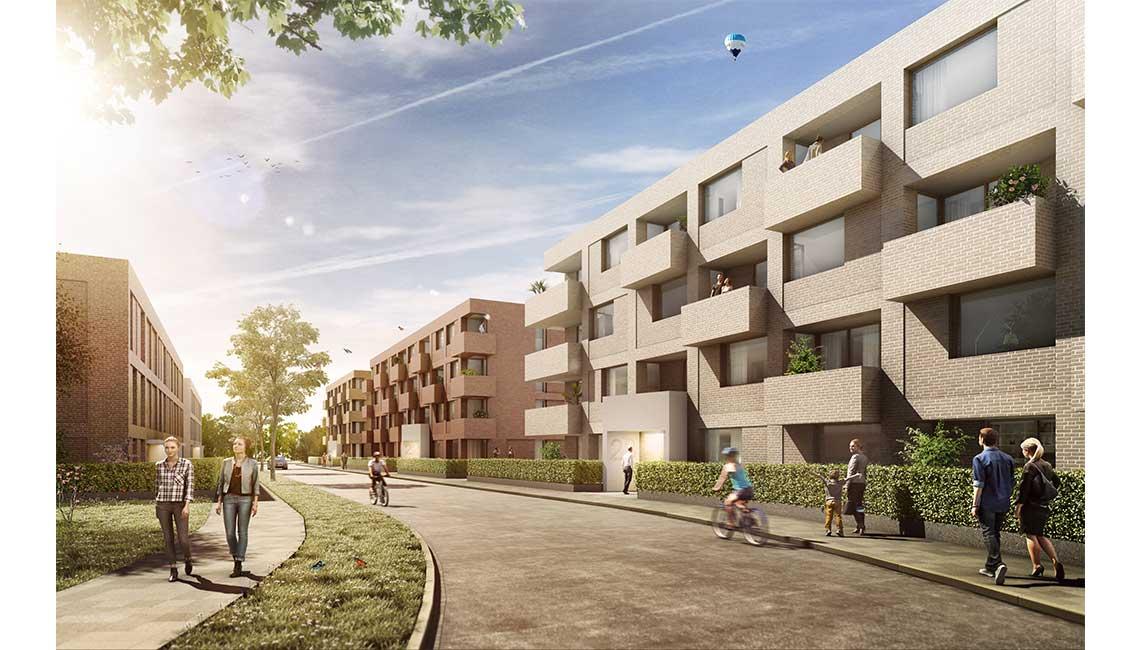 Vitalsquartier Hannover ahrens grabenhorst