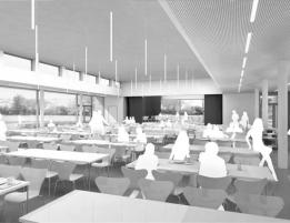 611_canteen school center Misburg