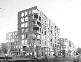 684 urban quarter Pelikan II